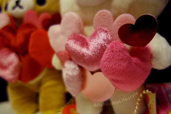 Valentines 2015 Series - Korilakkuma detail