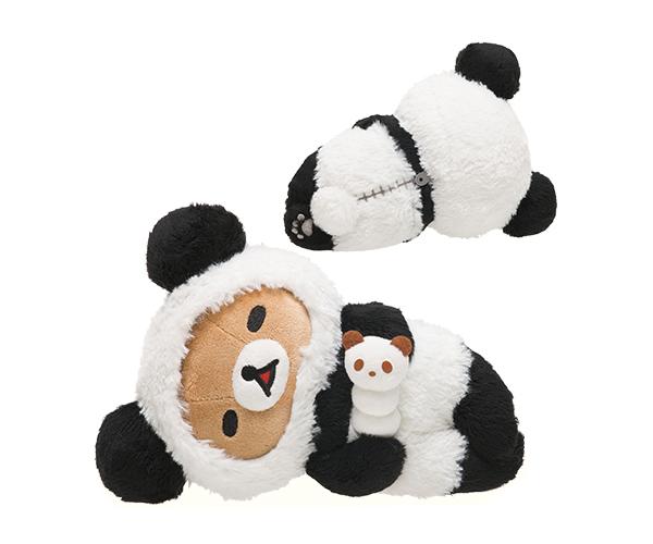 Panda Series - caravan