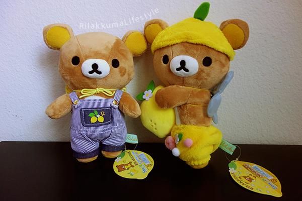Lemon Series - フレッシュレモン リラックマ - full