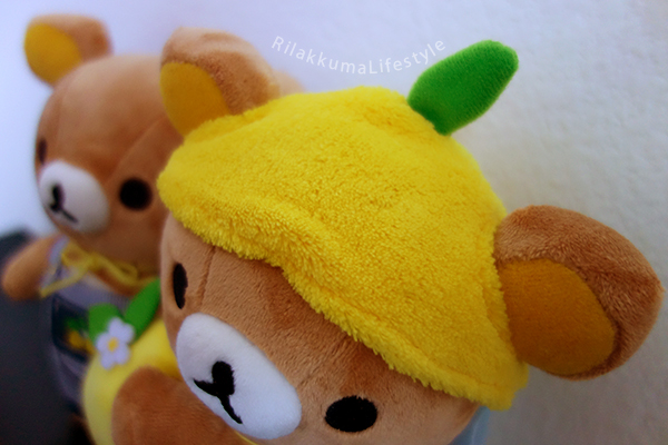 Lemon Series - フレッシュレモン リラックマ - hat detail