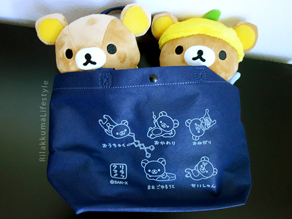 Lemon Series - フレッシュレモン リラックマ - bag