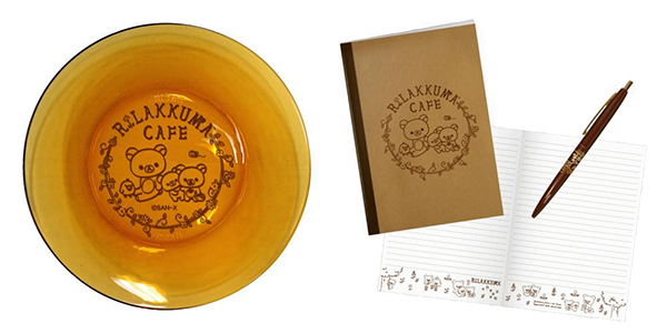 Rilakkuma Cafe - リラックマカフェ - goods