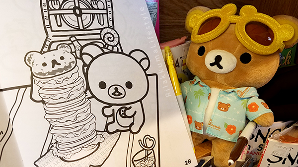 Rilakkuma Lifestyle in Hawaii - Hakubundo