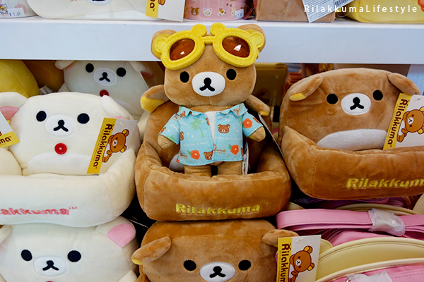 Rilakkuma Lifestyle - リラックマ - Rilakkuma Shop - Grand Opening - Westfield Brandon Center Mall Florida - First Rilakkuma Shop in US - soft watch key phone holder