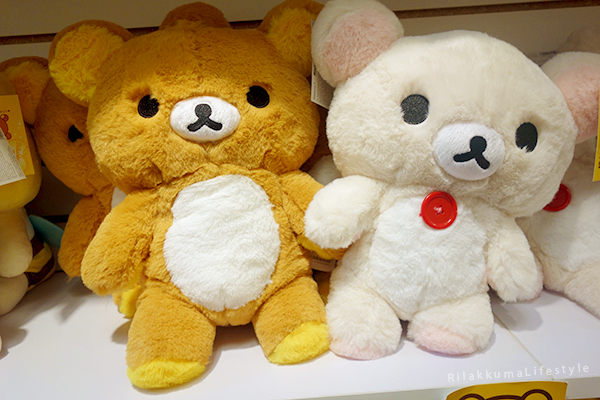 Rilakkuma Lifestyle - リラックマ - Rilakkuma Shop - Christmas Event - Westfield Brandon Center Mall Florida - First Rilakkuma Shop in US - My Only Rilakkuma - Fluffy Rilakkuma Korilakkuma plush