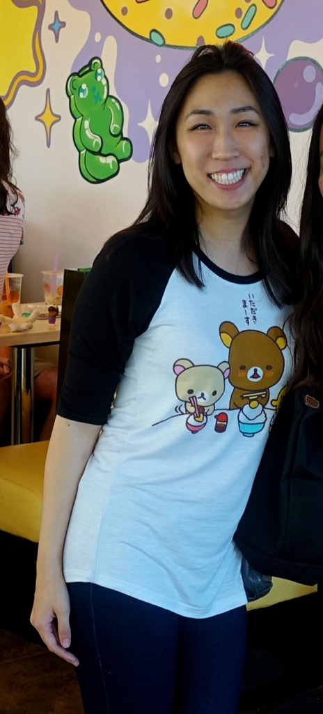 Rilakkuma Lifestyle - リラックマ - Rilakkuma Shop - Grand Opening - Christmas Event - Westfield Brandon Center Mall Florida - First Rilakkuma Shop in US - my outift
